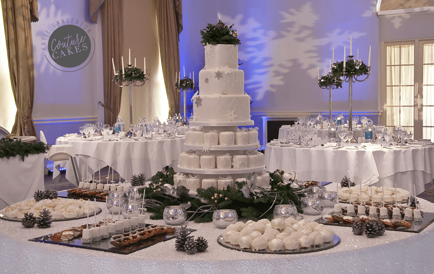 Wedding Cake Table.Dessert Table Wedding Cakes For East Anglia
