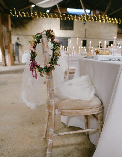 Bridal veil oundle