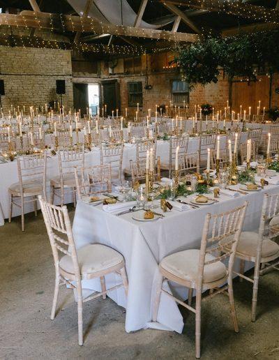 Converted barn wedding, northamptonshire
