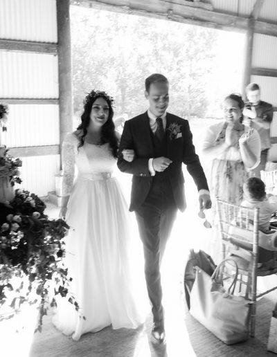 Wedding cake, bride & groom, northamptonshire
