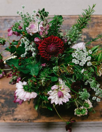 Wedding flowers bouquet northamptonshire