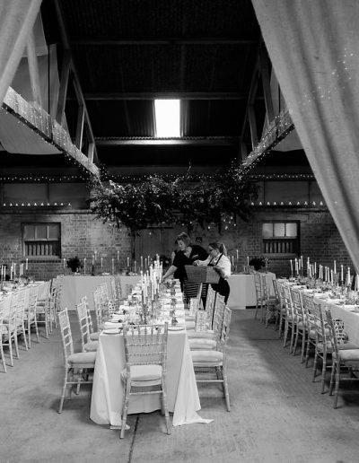 Wedding reception converted barn northamptonshire